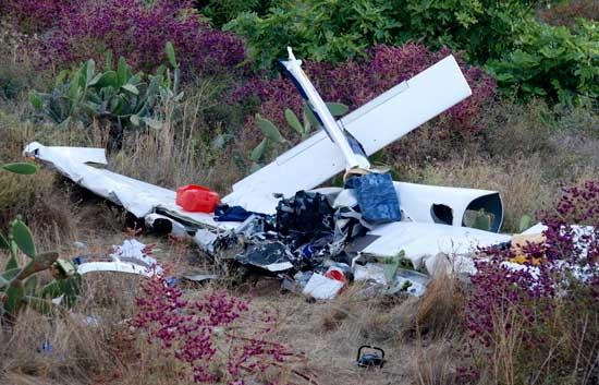 Sentencia accidente aereo Isla de La Palma