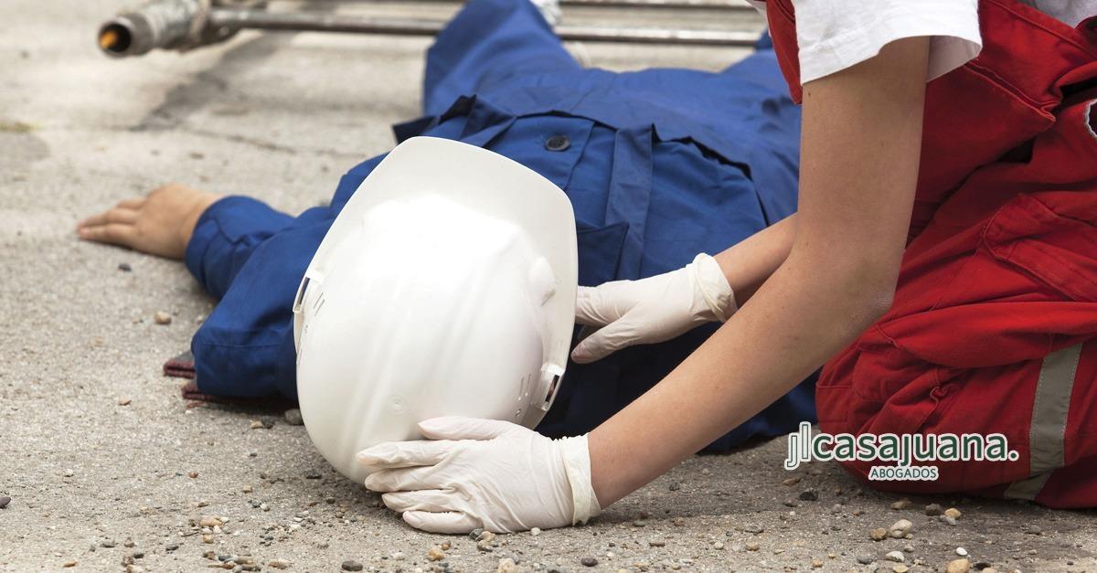 Tipos de indemnizaciones por accidente laboral