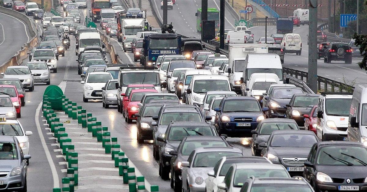 Accidentes de tráfico en Madrid