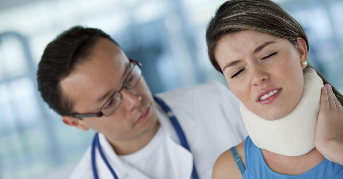 Indemnizaciones por Latigazo Cervical con baja médica