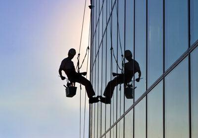 riesgo de sufrir una caída de altura
