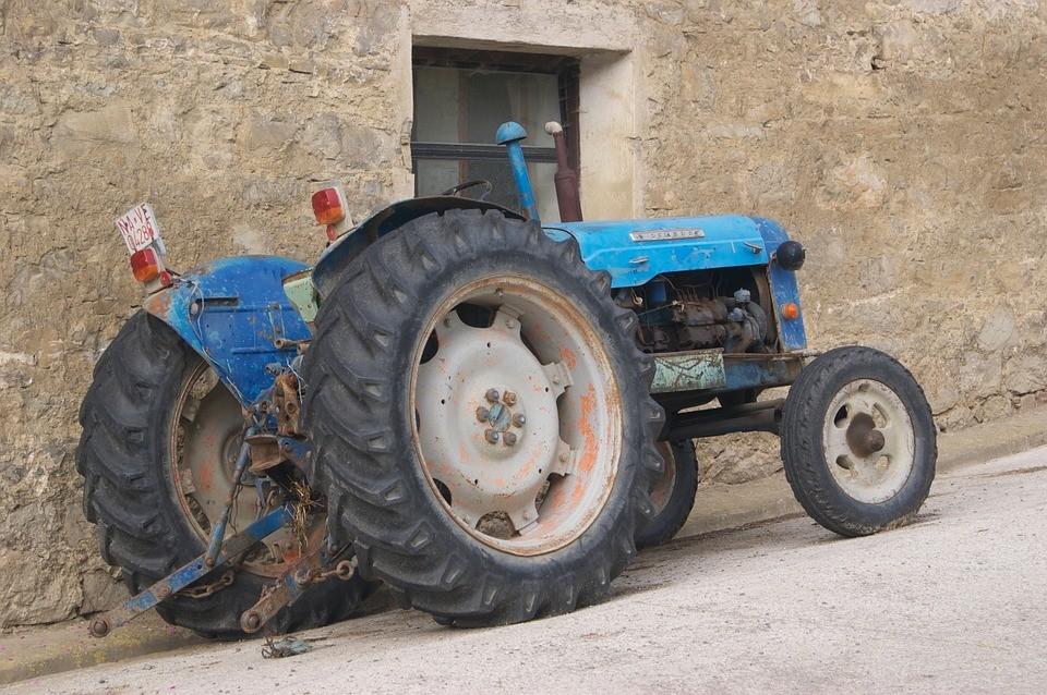 Renovacion de tractores