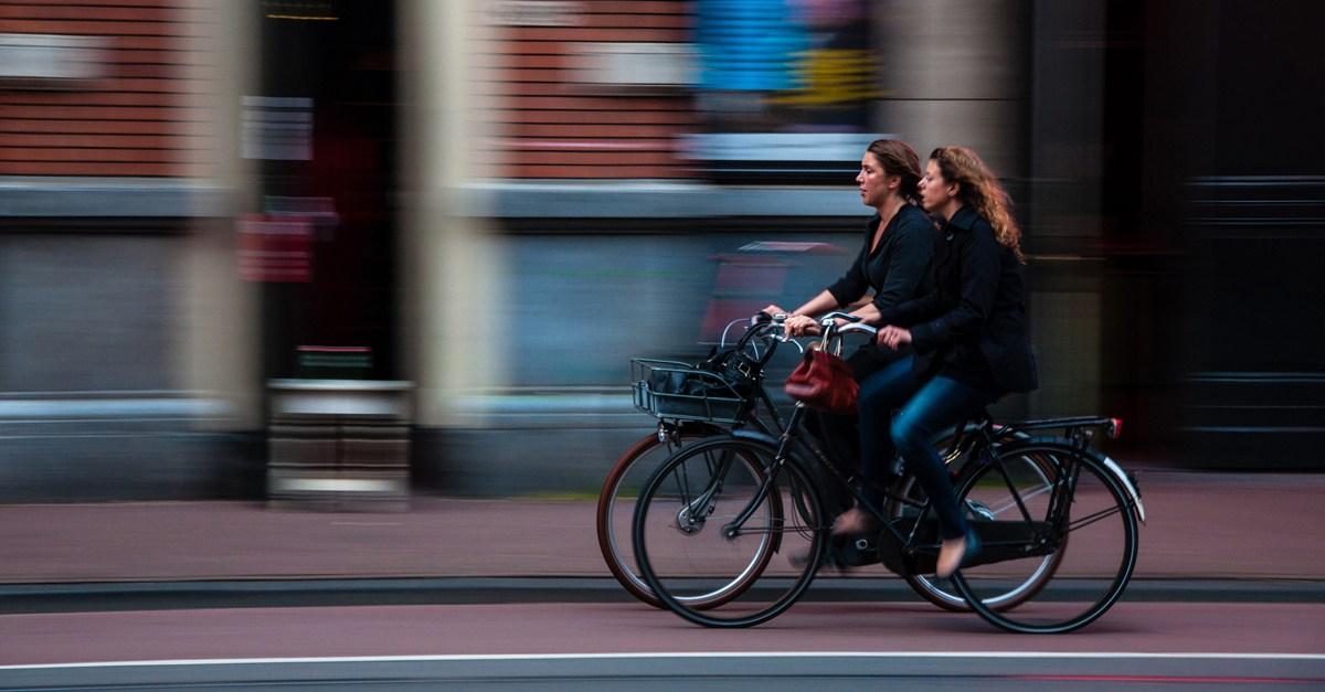 Accidentes de tráfico con bicicletas