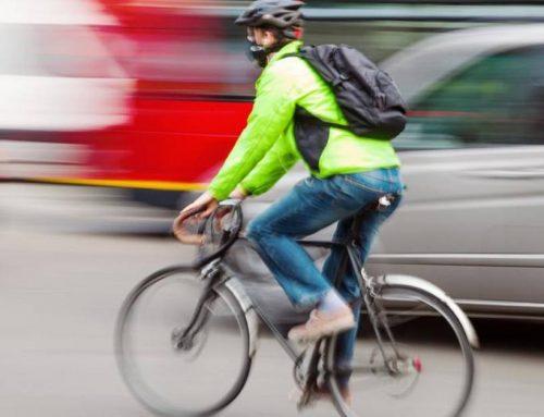 Se duplican los accidentes de tráfico con ciclistas