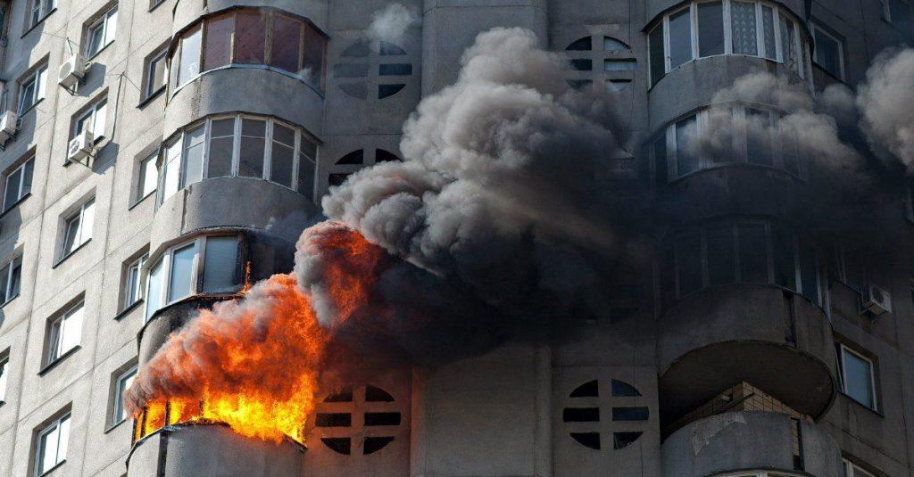Reclamaciones de seguros de incendios