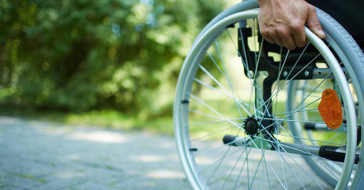 Tetrapléjicos y parapléjicos por accidentes