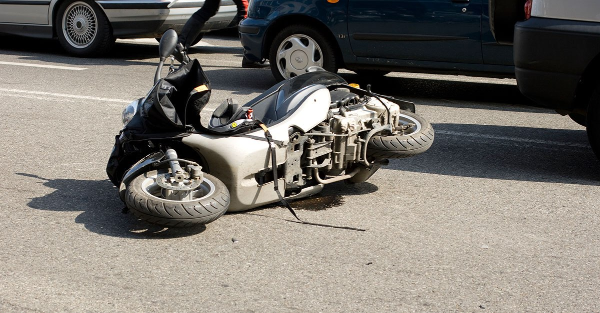 Accidentes graves de motoristas