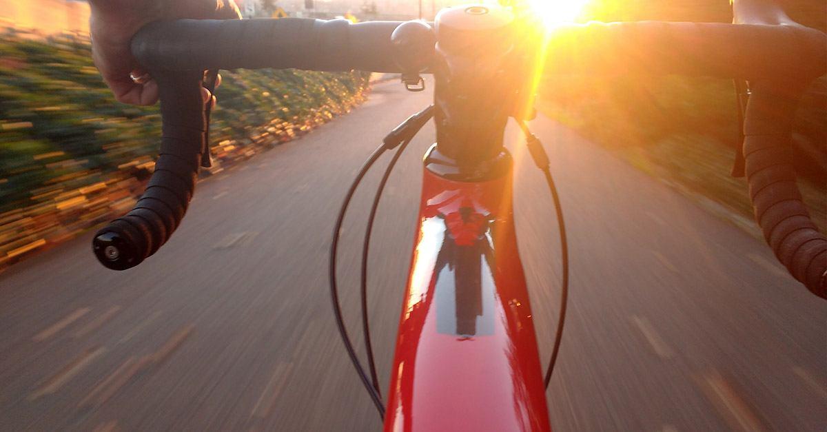 Reclamación de indemnización por atropello a ciclistas