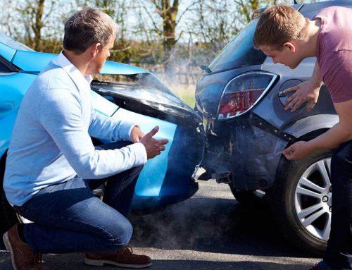 Accidentes de tráfico de baja intensidad