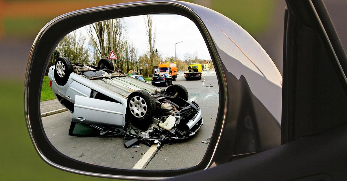 Las causas más frecuentes de accidentes de tráfico
