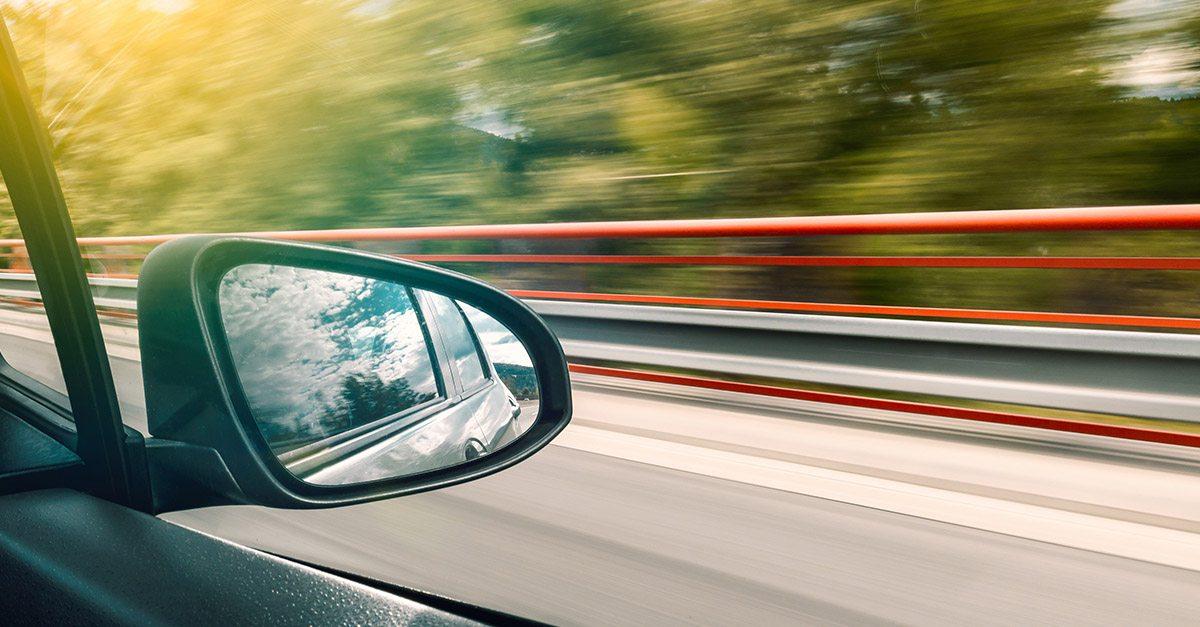 Accidentes de tráfico con coches prestados