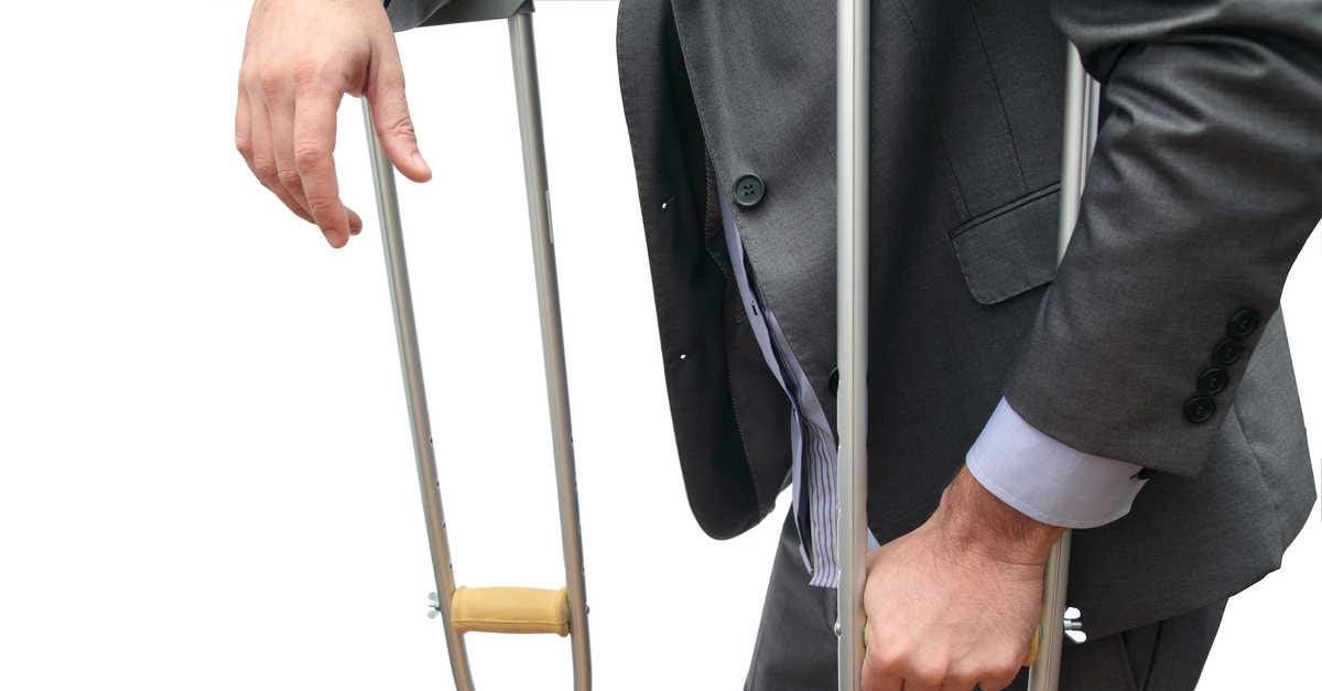 Cuánto se cobra estando de baja por accidente de trabajo