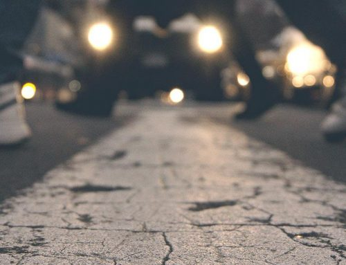 Reclamaciones de accidentes en la calle