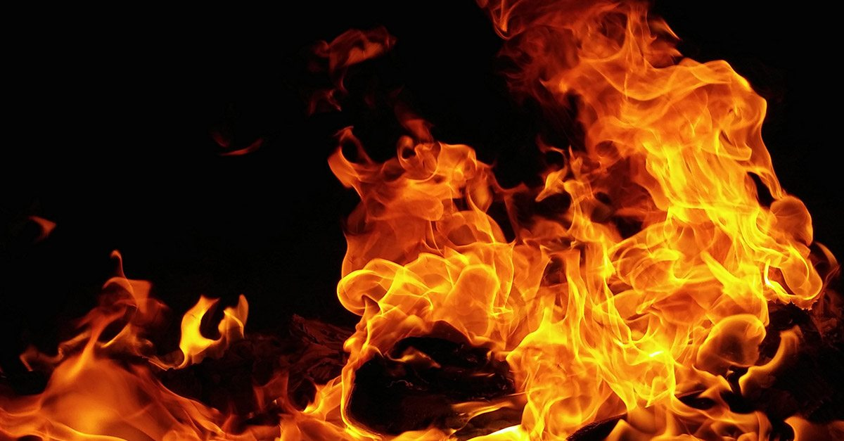 Reclamar una indemnización por quemadura