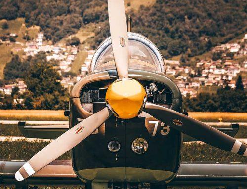 Sufrir un accidente aéreo en una avioneta