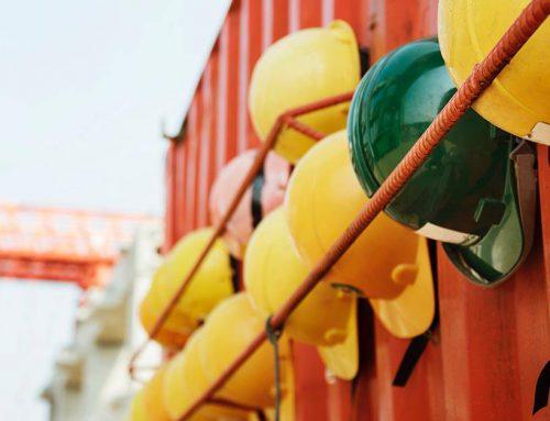 Accidentes laborales en las obras de construcción
