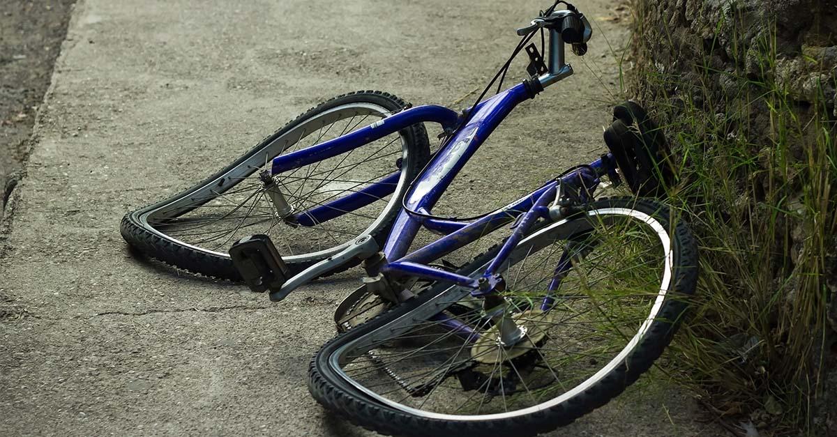 Lesiones por accidentes en bicicleta