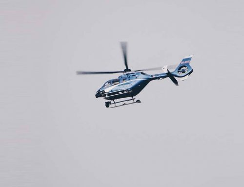Accidente de helicóptero en Portugal