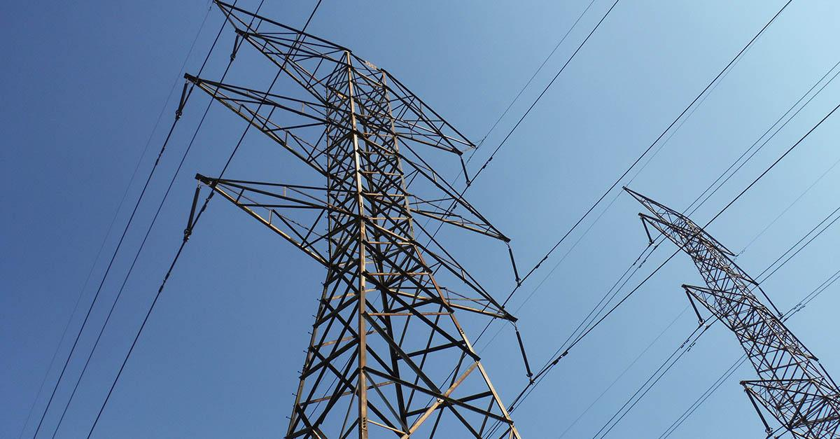 Accidente por electrocución