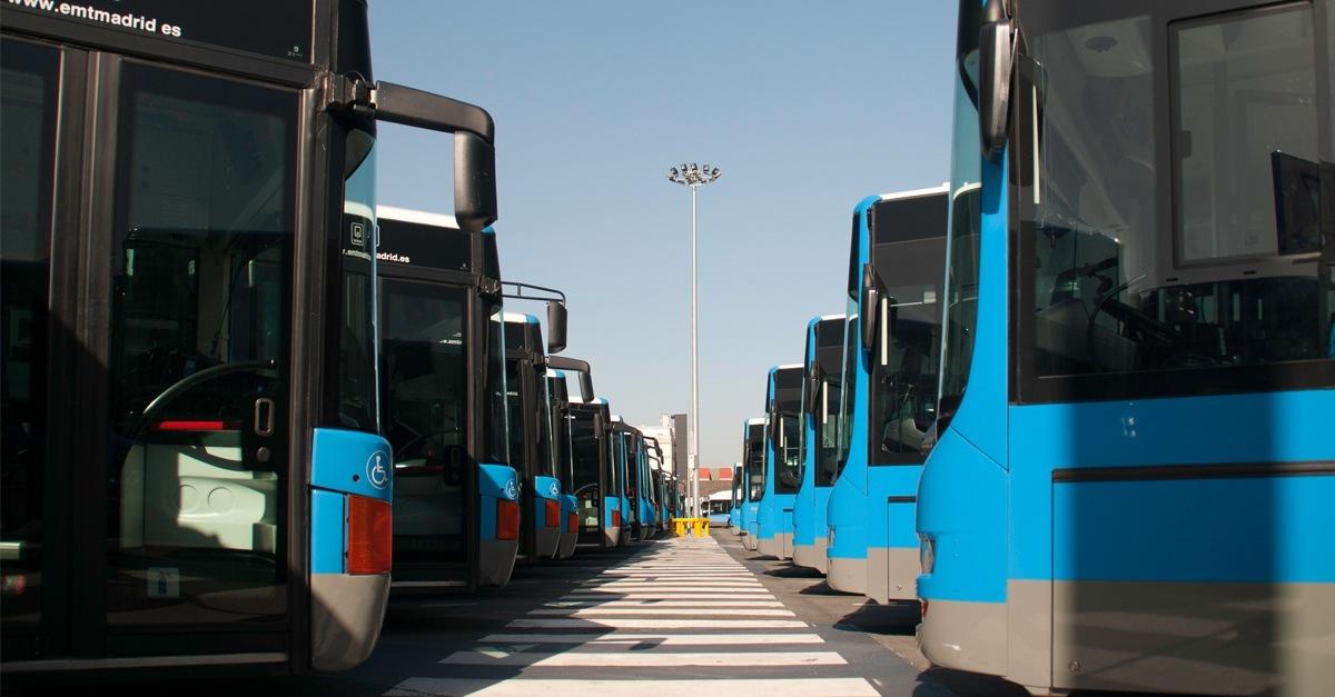 Indemnización por accidente en autobús