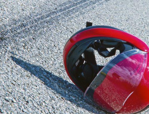 Indemnización por muerte en accidente de moto
